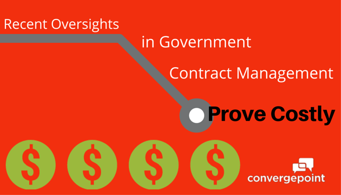 Contract Management Oversights Prove Costly