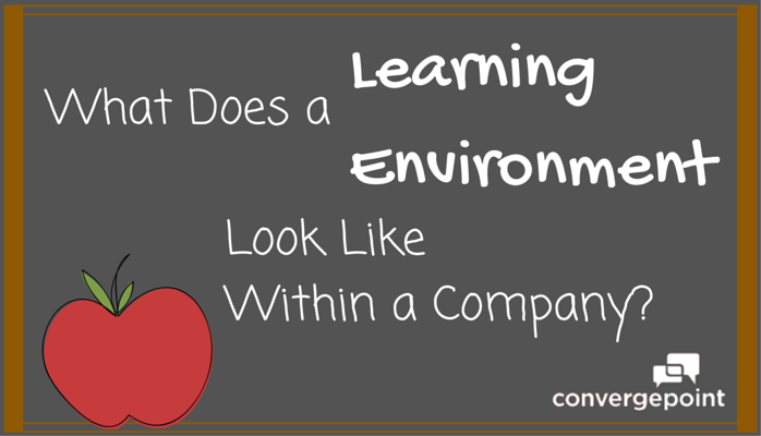 Learning Environment in Your Company