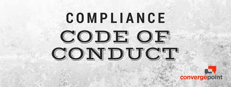 Compliance Software - Code of Conduct