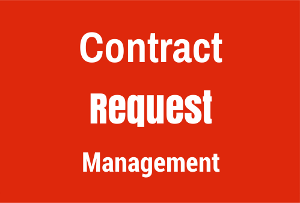 Contract-Management-Request-Management