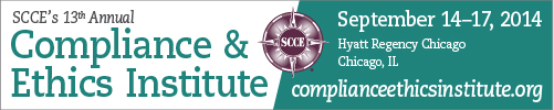 SCCE Compliance and Ethics Intitute