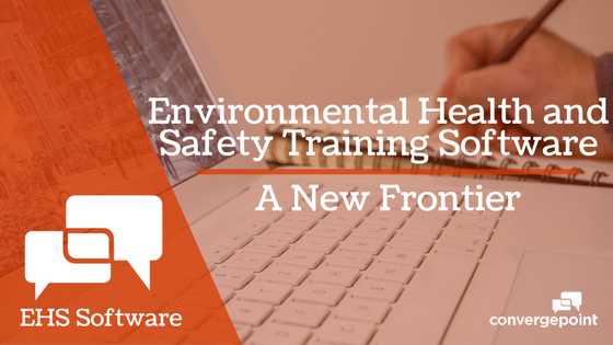 EHS Software A New Frontier
