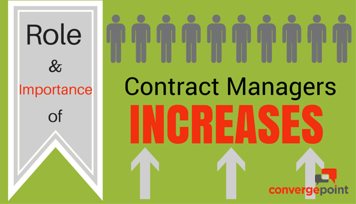 Importance of Contract Managers
