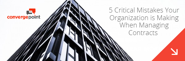 5 Critical Mistakes Your Organization is Making When Managing Contracts