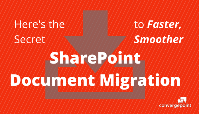 SharePoint Document Migration