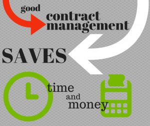 Management Saves Time and Money