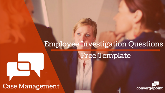 Employee Investigation Questions